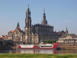 Hofkirche em Dresden foto