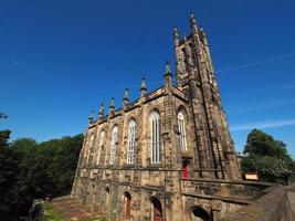 igreja do centro cristão rhema em edimburgo foto