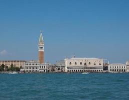 vista de veneza foto