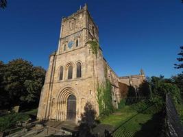 Igreja de Santa Maria em Chepstow foto