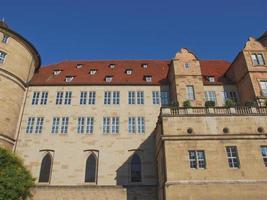 Castelo Antigo de Altes Schloss, Estugarda foto