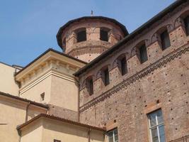 palácio madama turin foto