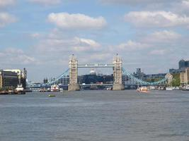 ponte da torre, londres foto