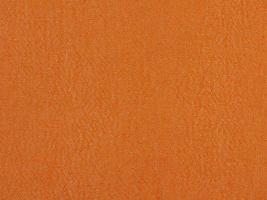 fundo de tecido laranja foto