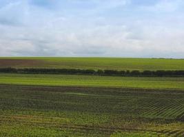 paisagem do país inglês foto