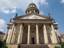 Franzoesischer Dom em Berlim foto