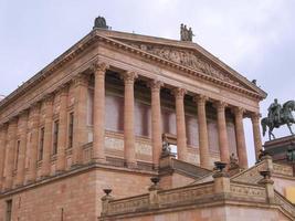 Galeria Alte National em Berlim foto