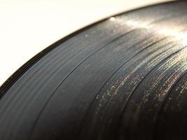 disco de vinil foto