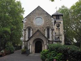 Igreja Velha de São Pancras em Londres foto
