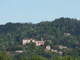 igreja de san claudio em castiglione torinese foto