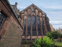 igreja catedral de chester foto