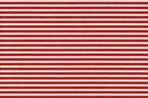 fundo de textura de tecido listrado vermelho foto