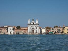 eu igreja gesuati em veneza foto