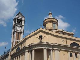 Igreja São Francisco Assis em Turim foto