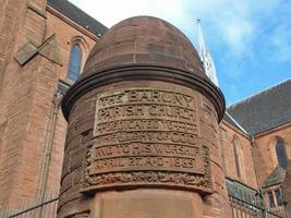 Barony Parish Glasgow foto