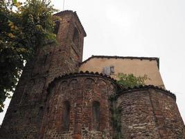 igreja de pieve san pietro em settimo torinese foto