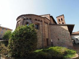 igreja santa maria di pulcherada em san mauro foto