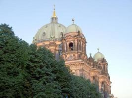 berliner dom, berlim foto