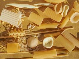 massa tradicional italiana foto
