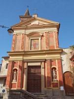 igreja santa croce, rivoli foto
