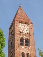 igreja santa maria della stella em rivoli foto