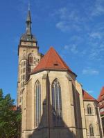 Igreja Stiftskirche, Estugarda foto