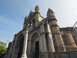 Catedral de Santa Ana em Belfast foto