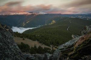 montanha chefe - colorado foto