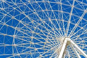 detalhes da roda gigante rio star, no rio de janeiro. foto