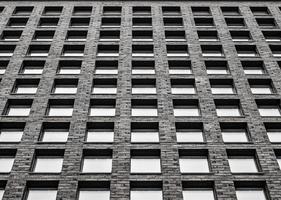 arquitetura moderna, perspectiva. geometria. foto