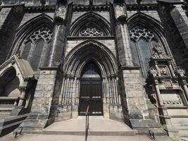 igreja catedral de glasgow foto