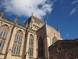catedral de bristol em bristol foto