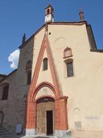 igreja de sant orso aosta foto