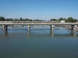 ponte em san mauro foto
