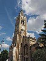 igreja santa rita da cássia em turin foto