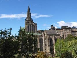 Catedral de Glasgow St Mungo foto