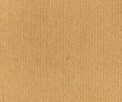 fundo de papelão ondulado marrom foto