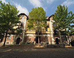 Vila Leumann em Collegno foto