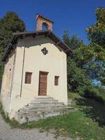 Igreja de San Grato em San Mauro foto