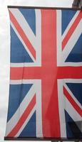 bandeira do Reino Unido, também conhecida como Union Jack foto