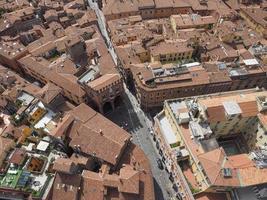 vista aérea de mortadela foto