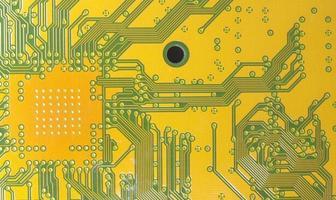 placa de circuito impresso foto