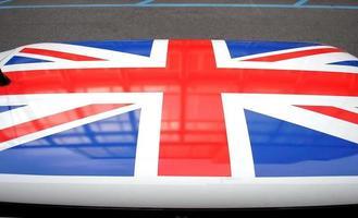 teto do carro brit foto