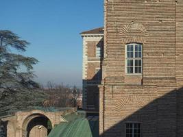 castelo castello di rivoli em rivoli foto