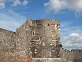 muralhas da cidade de Canterbury foto