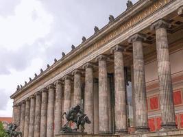 altesmuseum em berlim, alemanha foto