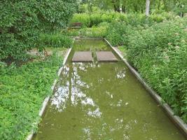 jardins em estugarda, alemanha foto