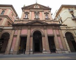 Igreja de San Benedetto em Bolonha foto