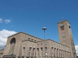 estação central estugarda foto