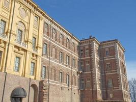 castello di rivoli, itália foto